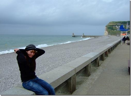 Marianne ved havet