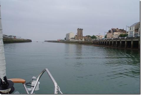 Ut av Port Olona