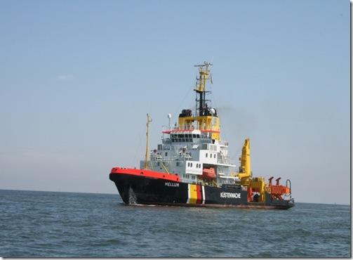 Kystvaktbåt